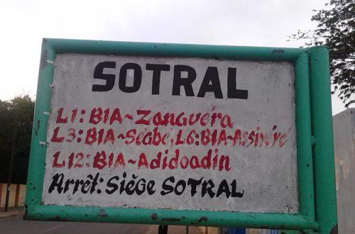 Article : SOTRAL en mode «latrine publique»