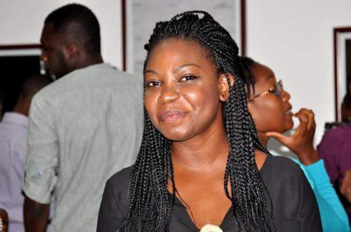Article : Sonya Tomegah au pays de la création